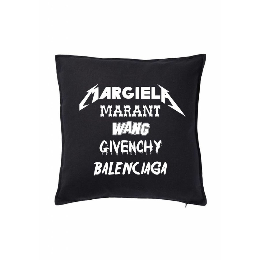 Metal Brands Pillow