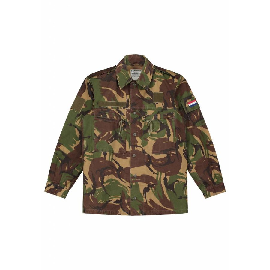 Vintage Army Taught Me Jacket