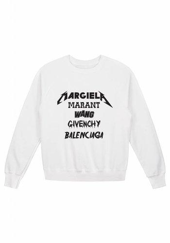 Metal Brands Sweater