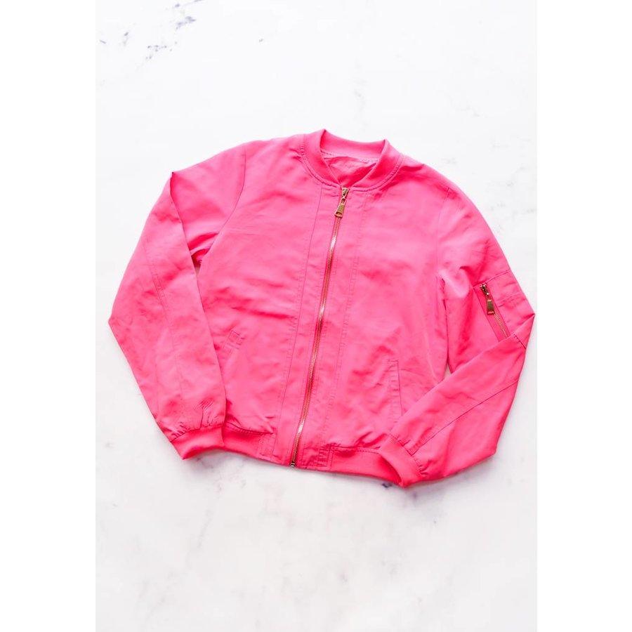 Summer Bomber Jacket