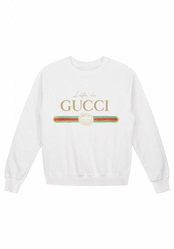 Stripedd Sweater