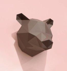 Paper Kit / Bear / Brown