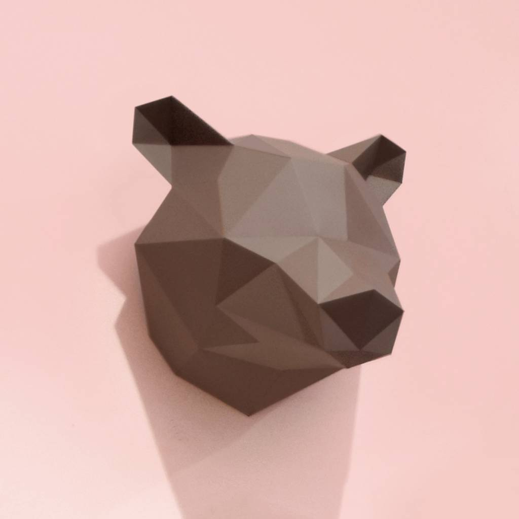 Porcelain table lamps - Paper Bear Online Store Without A Home