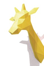 Paper Kit / Giraffe / Yellow