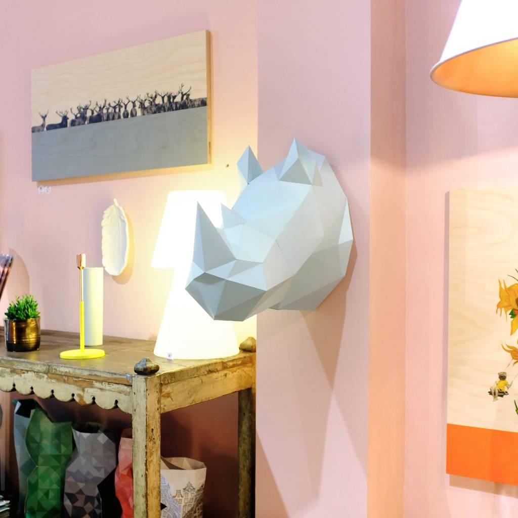 Paper Kit / Rhino / Mint