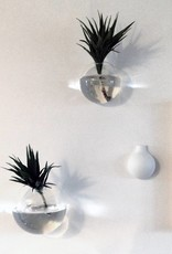 "Design wandvaas van glas ""Drop"""