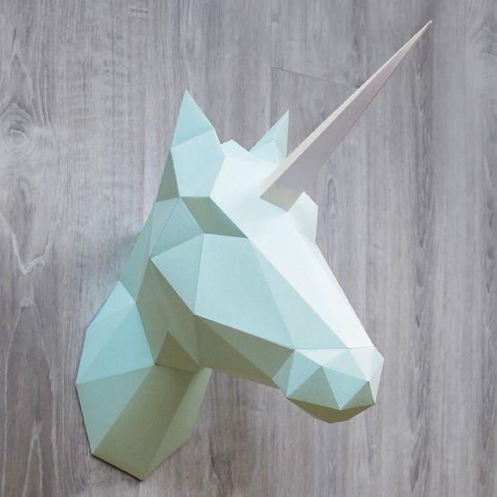 Paper Unicorn / Mint