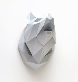 Paper Kit / Wolf / Grijs