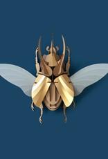 Paper Beetle / Atlas / Gold
