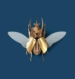 Paper Beetle / Atlas / Goud