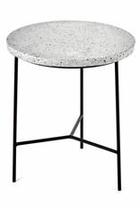 Side Table / Terrazzo / Grey