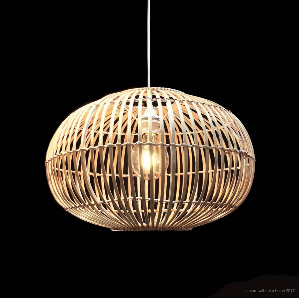 Hanglamp / Bamboe / Medium