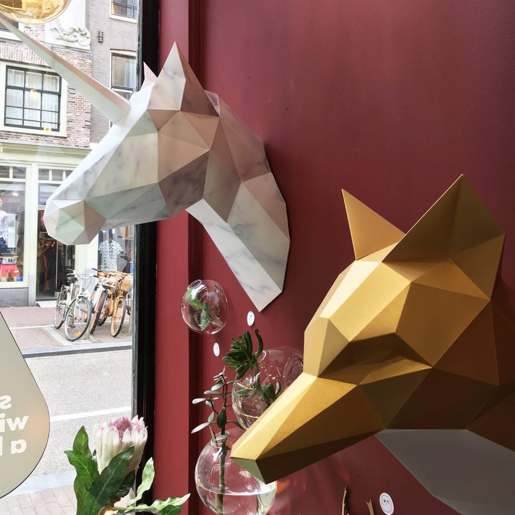 Paper Kit / Fox / Gold