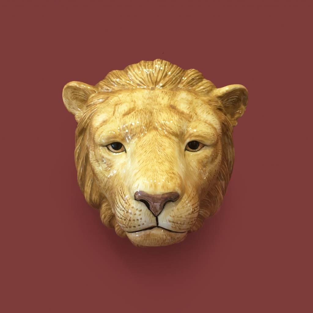 Wall Vase / Lion