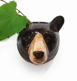 Wall Vase / Bear