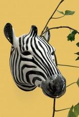 Wandvaas / Zebra