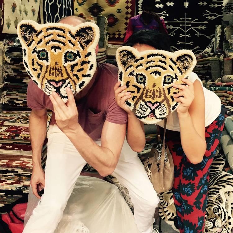 Mat / Tiger
