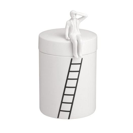 Voorraadpot / Ladder