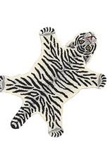 Rug / White Tiger / S