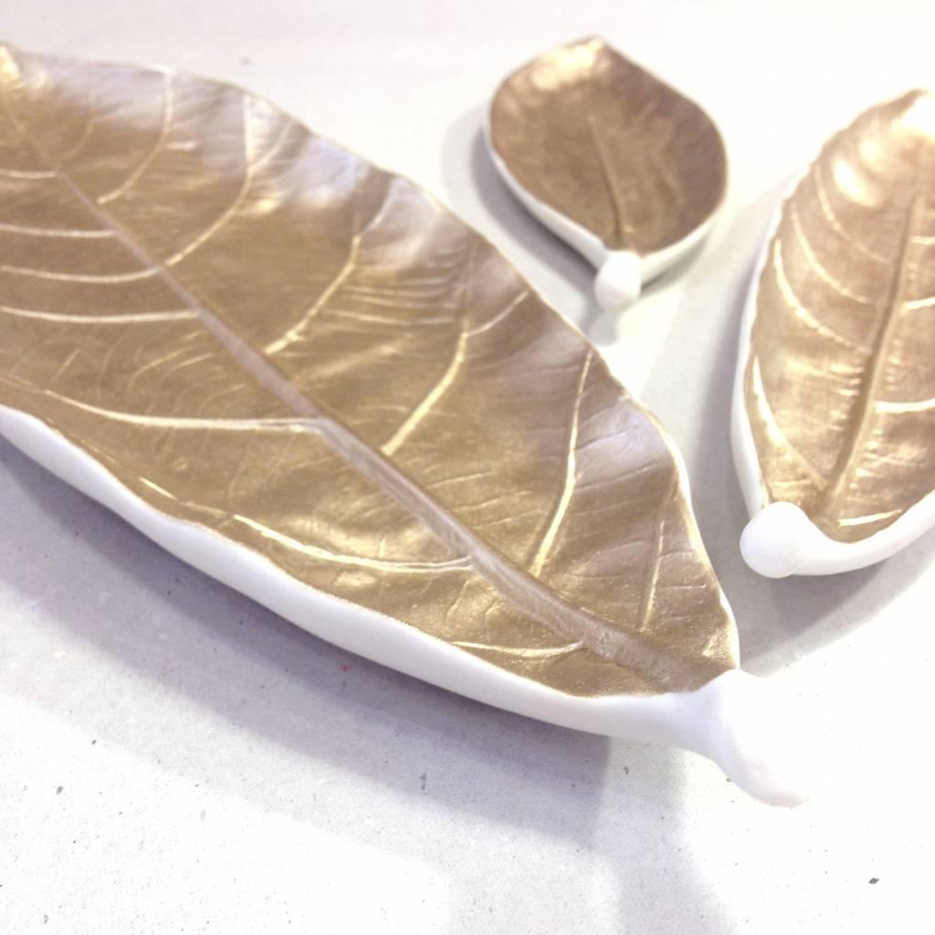 Dish / Leaf / L