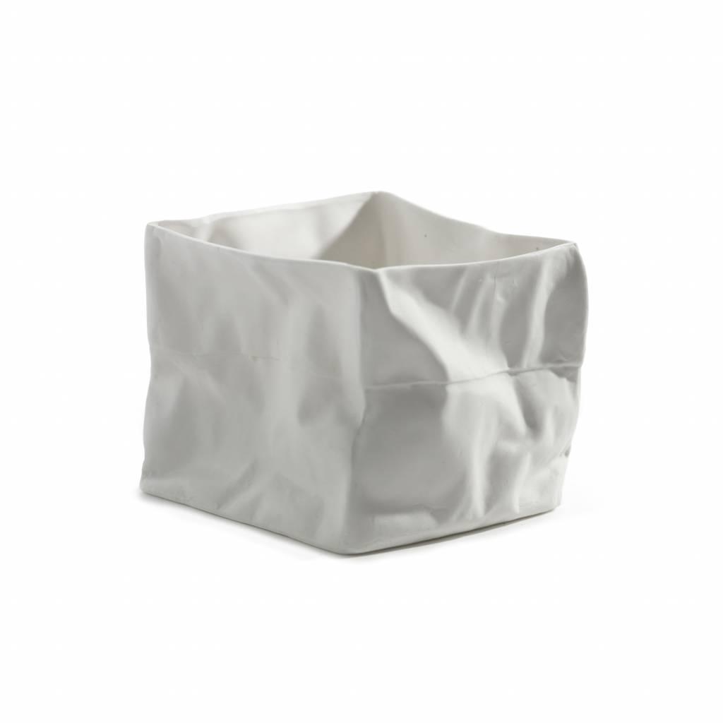 Porcelain Paper Bag