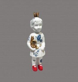 Mini Doll / Delft Blue