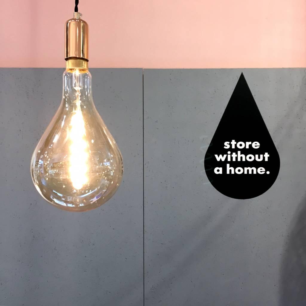 XL retro LED bulb