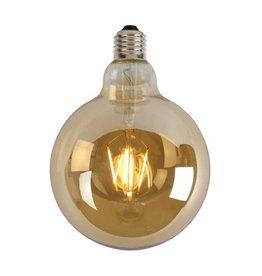 Retro LED Globe 4W / Goud