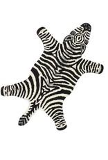 Vloerkleed / Zebra / S