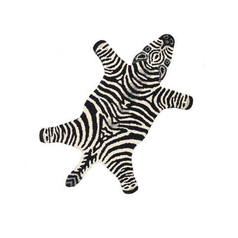 Rug / Zebra / S