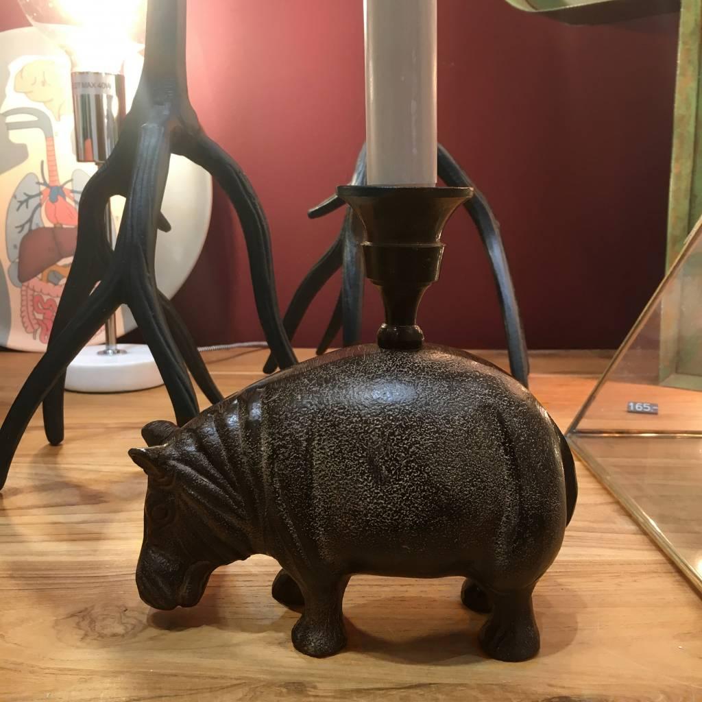Kandelaar / Hippo