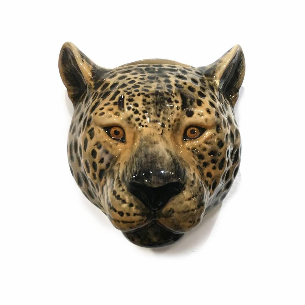 Wall Vase / Leopard