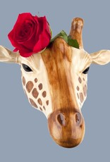 Wall Vase / Giraffa