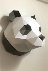 Papieren panda