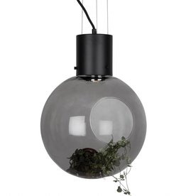 Pendant Light / Globe / L / Smoke