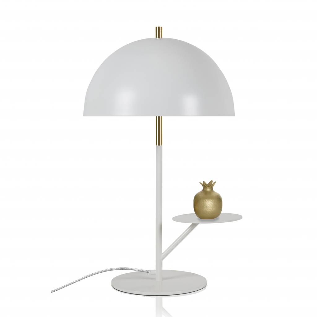 Tafellamp / James / Wit