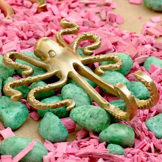 Coat Hook / Octopus