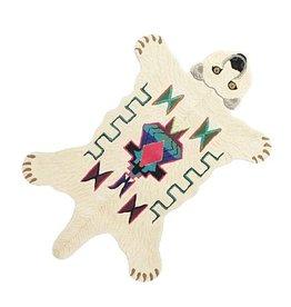 Rug / Kasbah Polar Bear