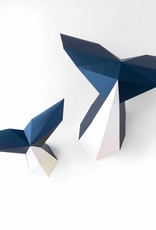 Paper Whale Duo
