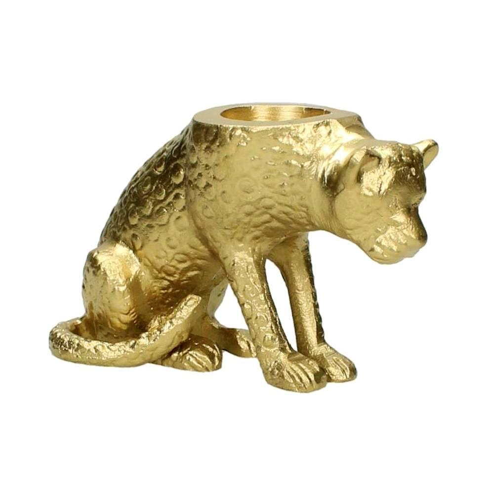 Tea Light Holder / Panther