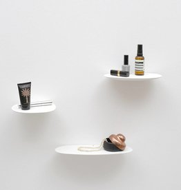 Ceramic shelf / M / White