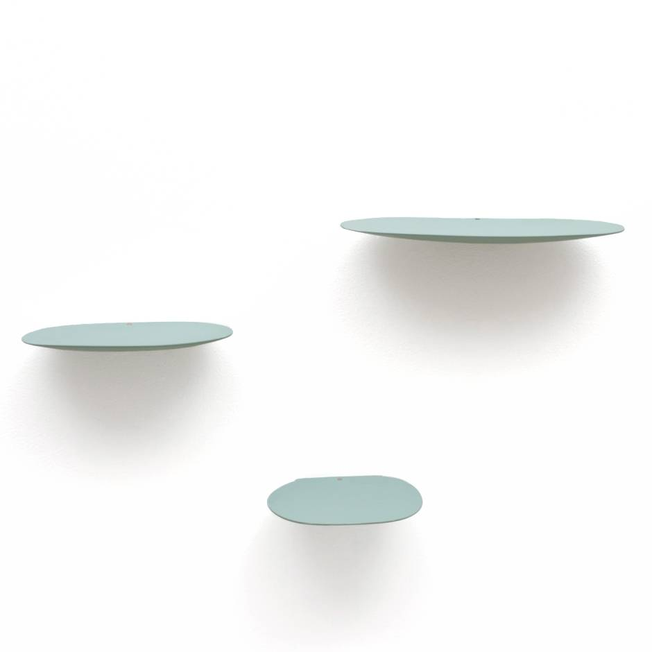 Ceramic shelf / S / Mint green