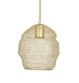 Pendant Light / Garza S / Gold