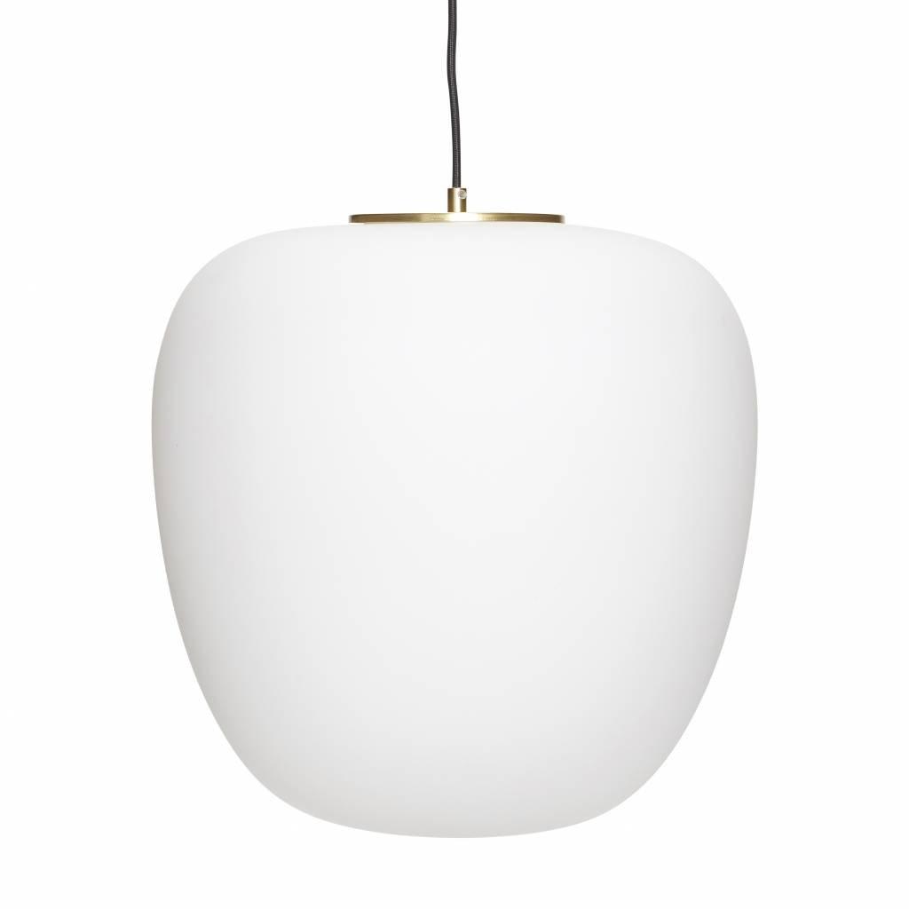 Hanglamp / Opal glass