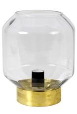 Glass Table Lamp / Oscar / L / Clear