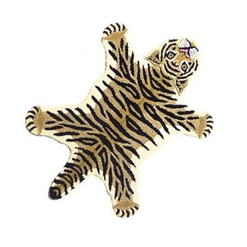 Tiger Rug / S