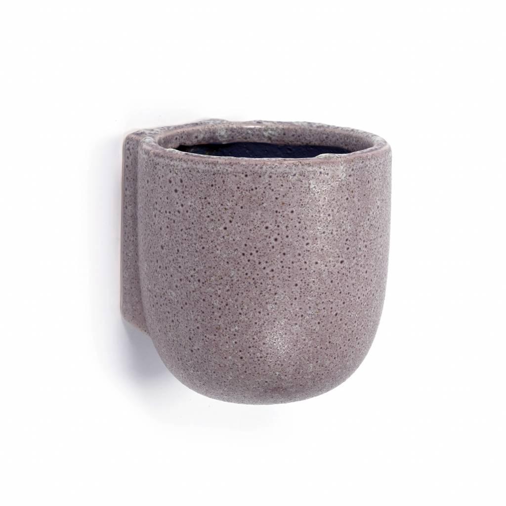 Wall Pot / S / Purple