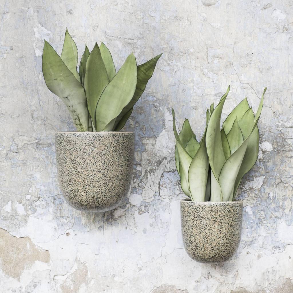 Wall Pot / S / Green