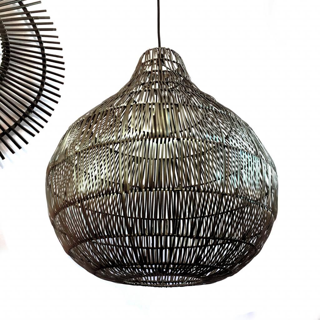 """Metalen design hanglamp """"Mettan 1"""""""