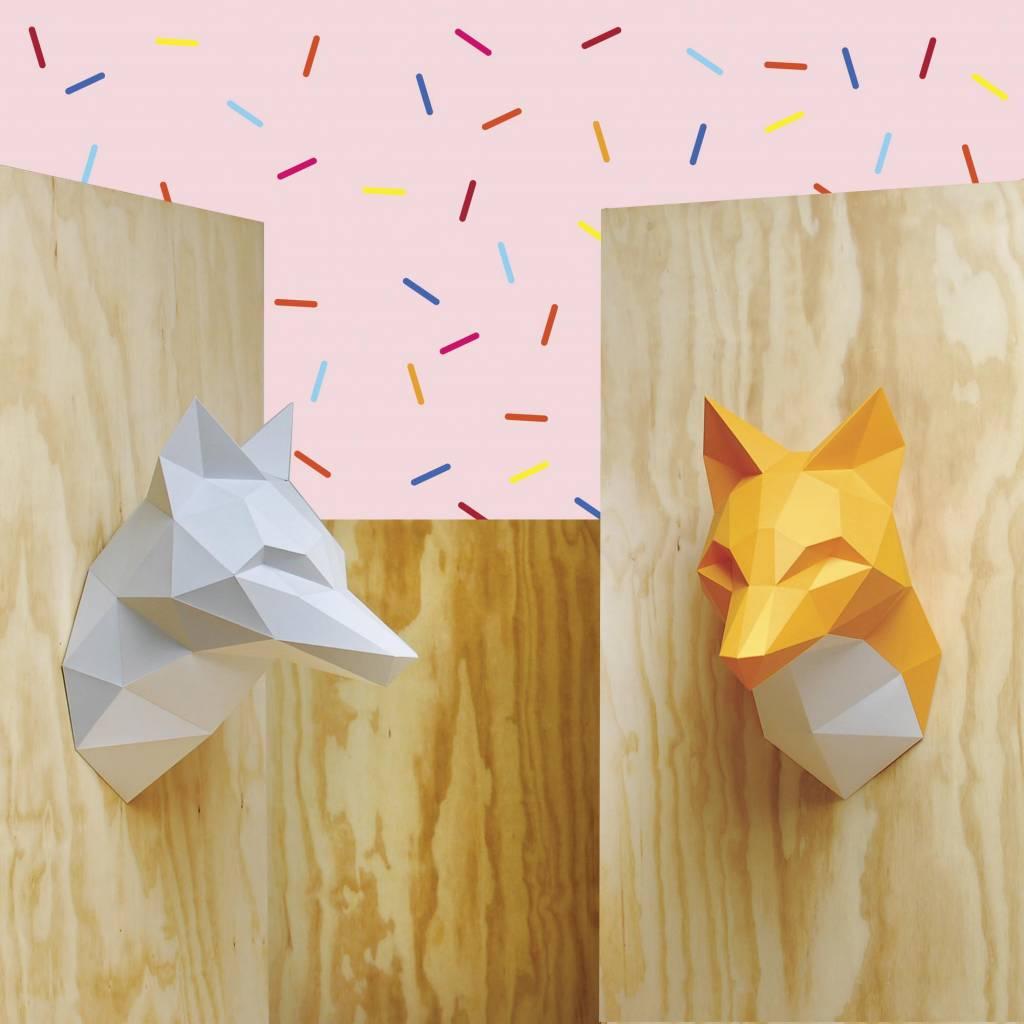 Paper Fox / Orange